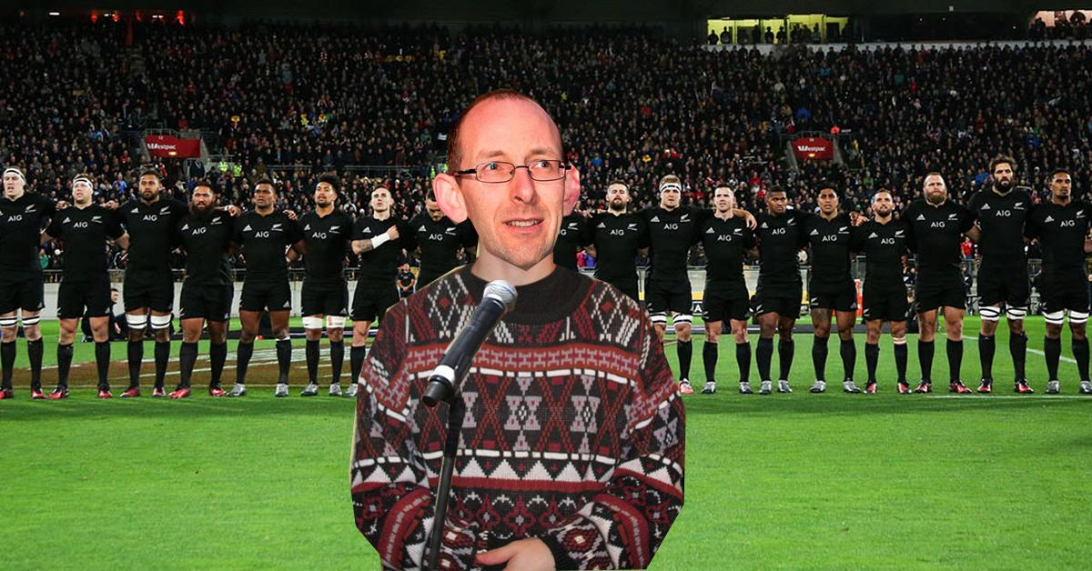David Bain To Sing National Anthem At Tomorrow\'s All Blacks Game